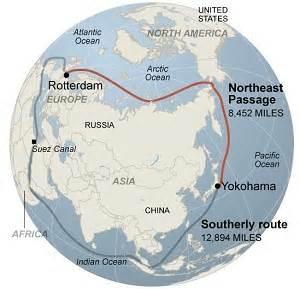 芬兰启动东北航道海底电缆项目调研